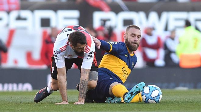 El Tano De Rossi elogió a Marcelo Gallardo y a otros dos técnicos argentinos
