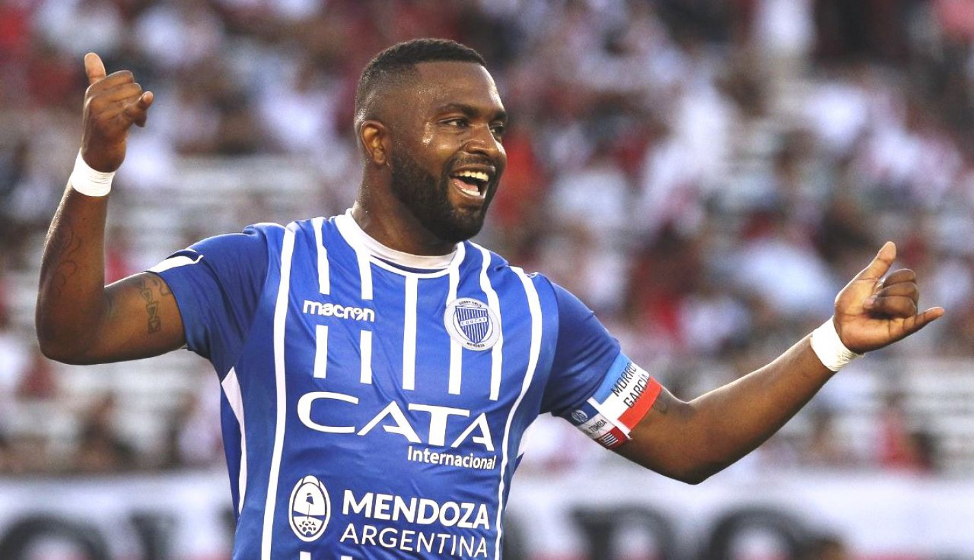 El Morro, el máximo goleador del fútbol argentino
