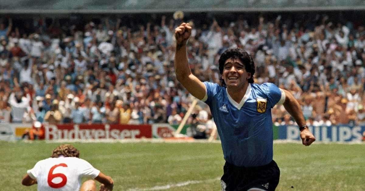 El sentido mensaje de Maradona a los combatientes de Malvinas