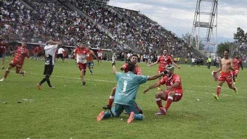El ascenso de Huracán Las Heras al Torneo Federal A