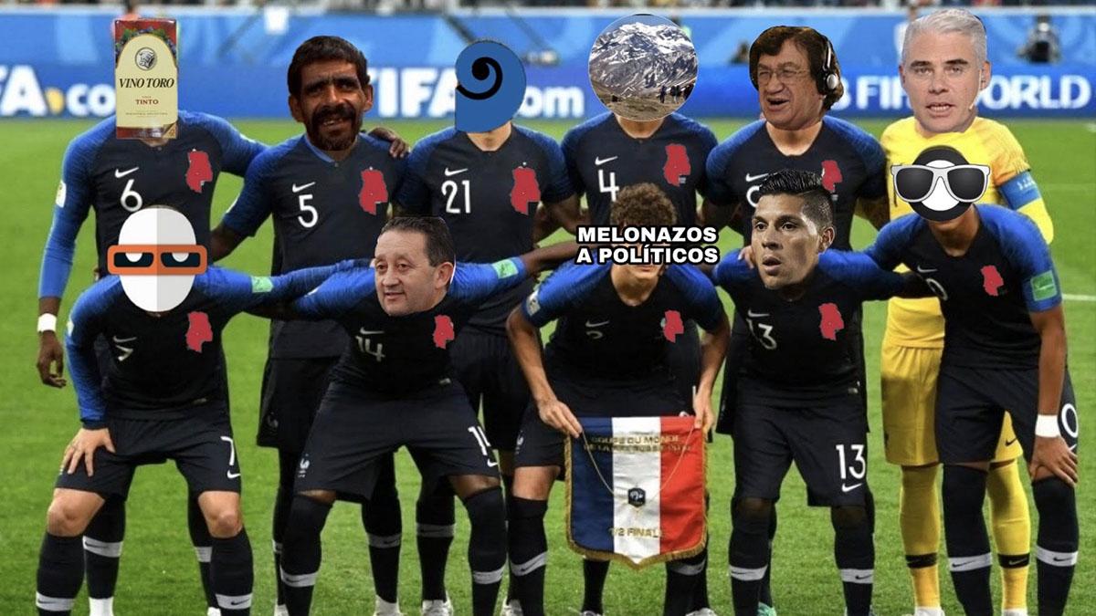 Los mejores memes del Mundial de Provincias, la encuesta de Twitter que movilizó a todo el país