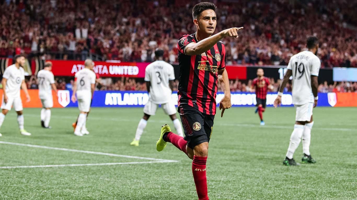 El CEC recibirá una cifra millonaria del Atlanta United por el Pity Martínez