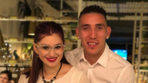El emotivo mensaje que apareció en las redes de Melody Pasini, la novia de Ricardo Centurión