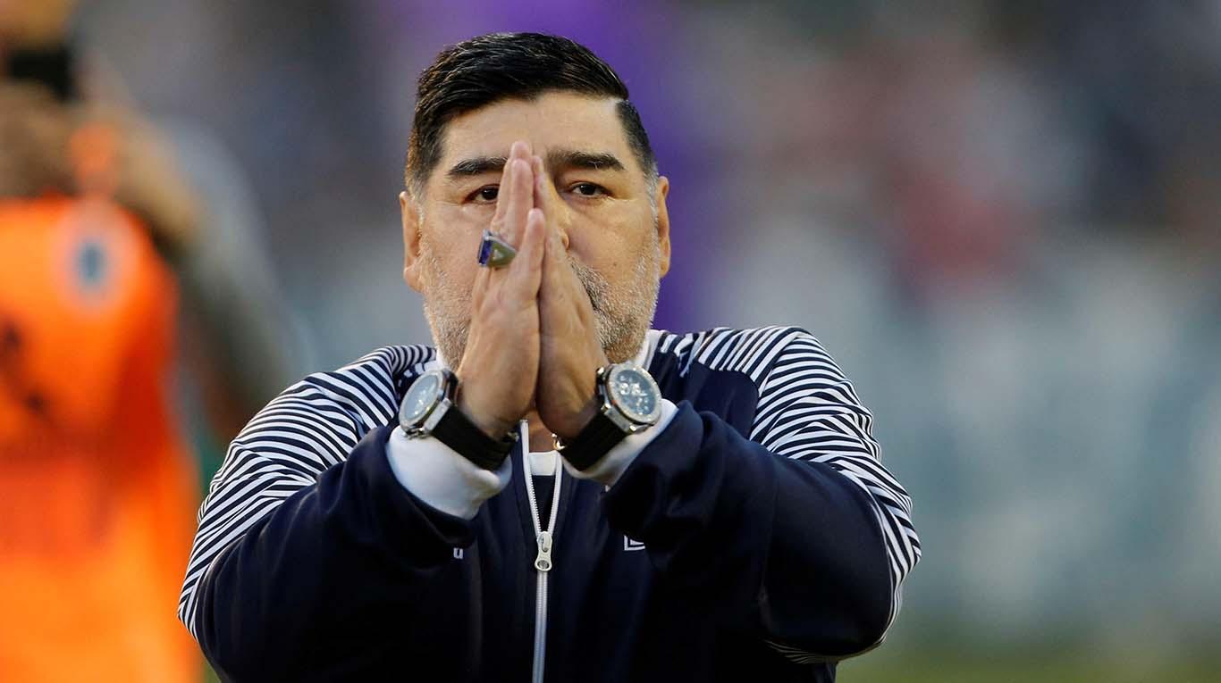 Maradona será operado a las 20 en Olivos