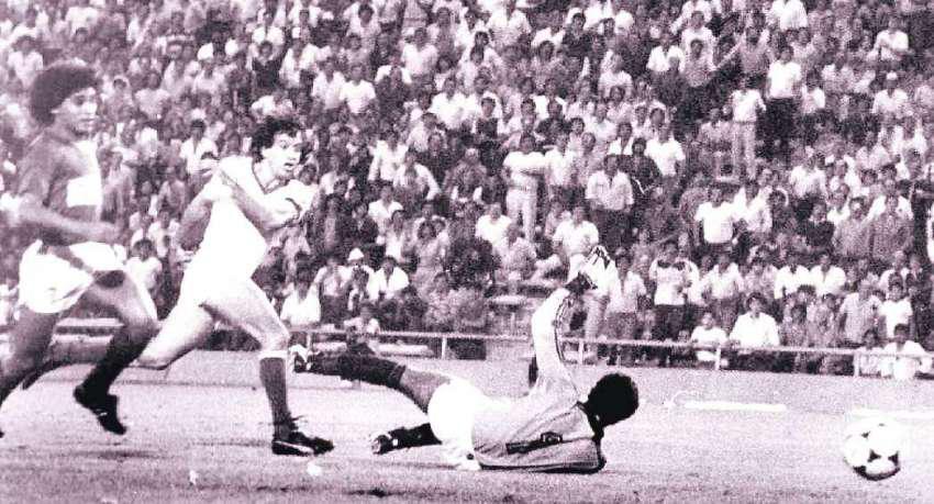 Partidos inolvidables: el histórico 3 a 3 entre Huracán Las Heras y San Lorenzo