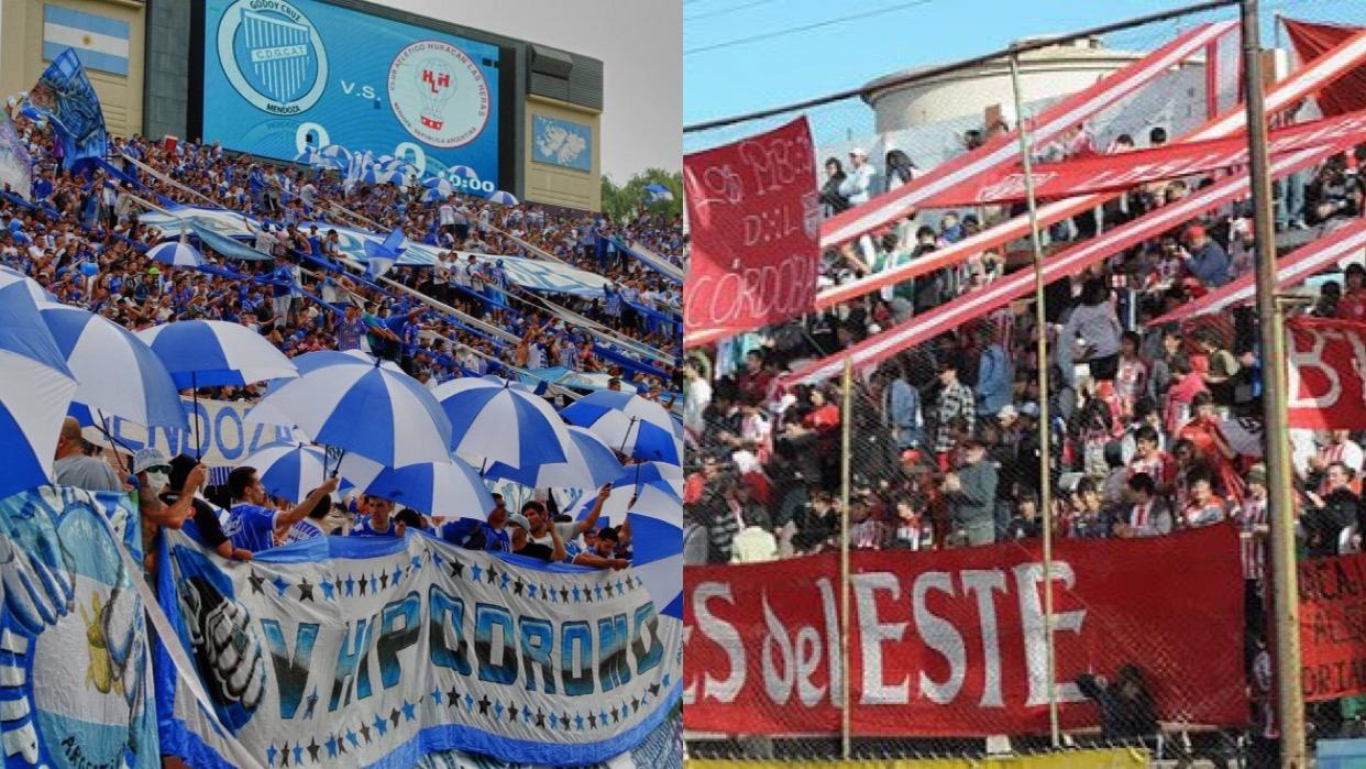 Godoy Cruz y San Martín se enfrentan en las redes