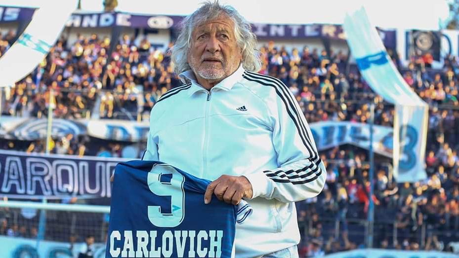 Falleció el Trinche Carlovich