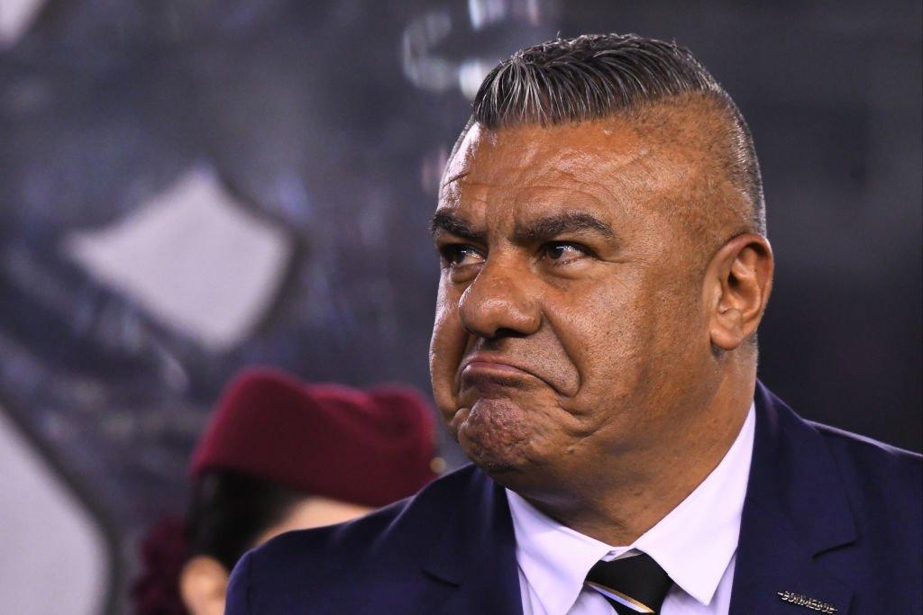 La Liga Mendocina apoyó fuertemente la reelección de Tapia en la AFA