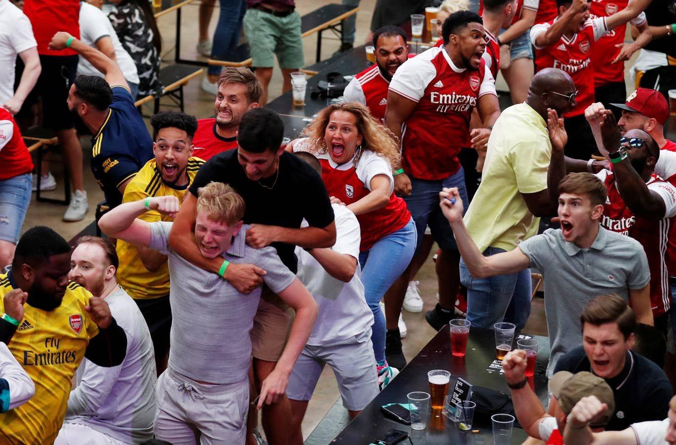 Arsenal se consagró campeón de la FA Cup de Inglaterra