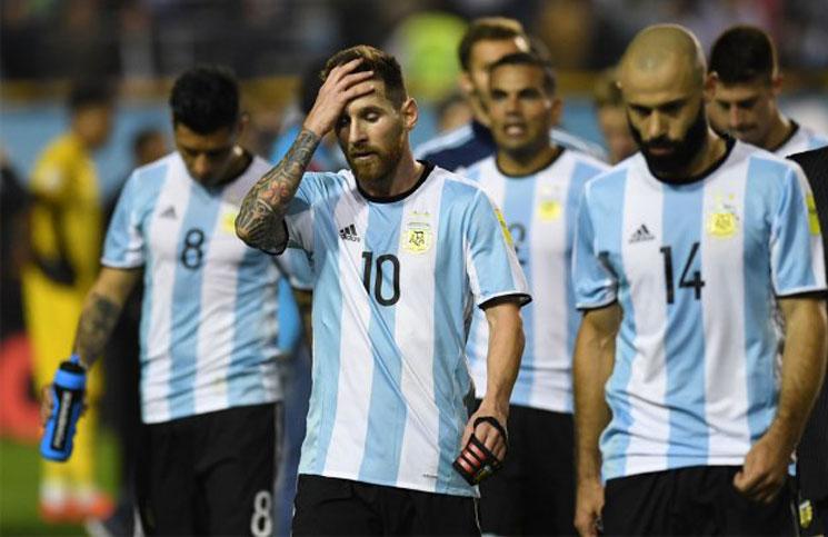 Un jugador de la selección Argentina tiene coronavirus