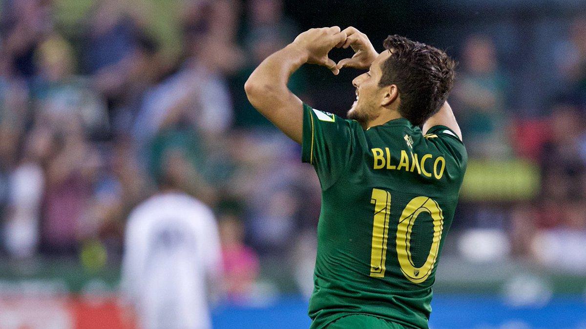 Sebastián Blanco, el mejor de la Liga de Estados Unidos