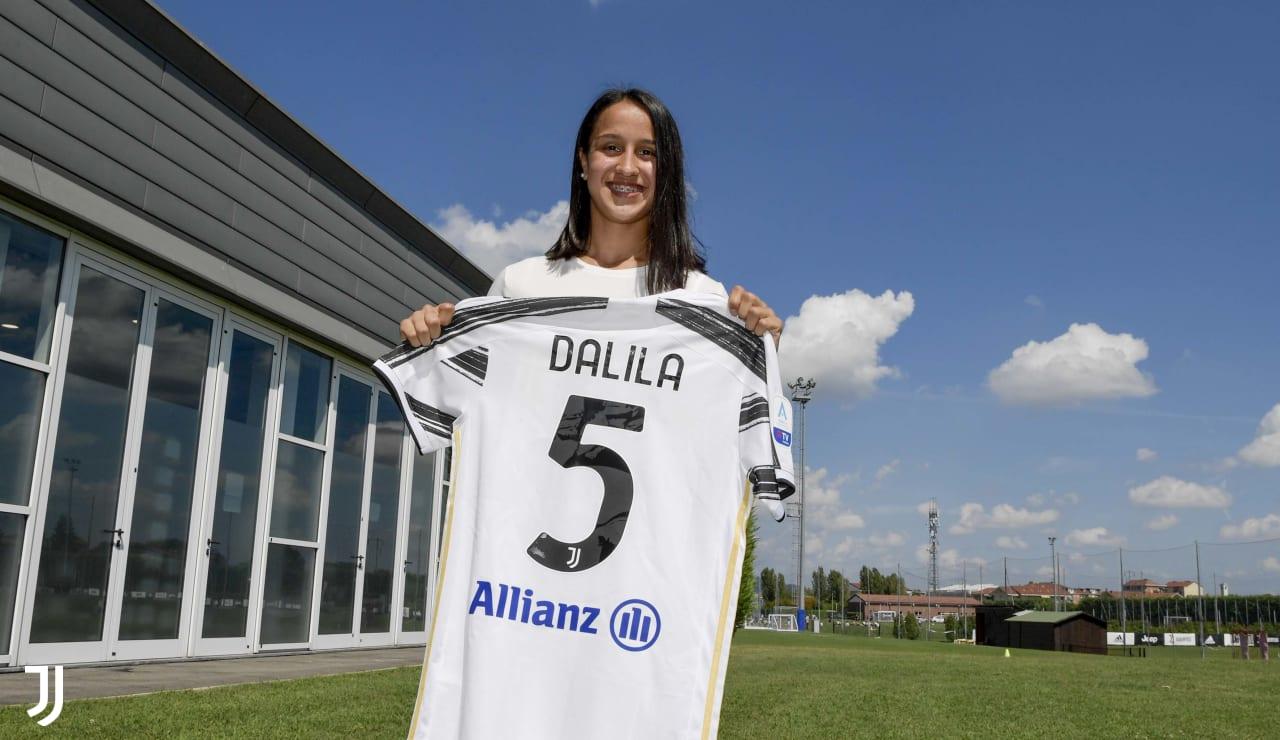 Dalila Ippolito, la joya argentina que jugará en la Juventus