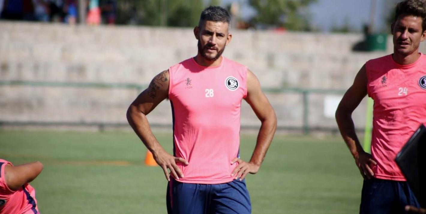 """Yair Marín: """"Me siento muy agradecido, no me veía en otro equipo que no fuera la Lepra"""""""