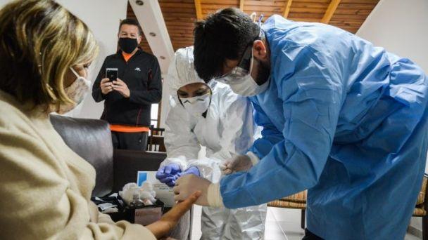 Se confirmaron 140 casos positivos de coronavirus en Mendoza