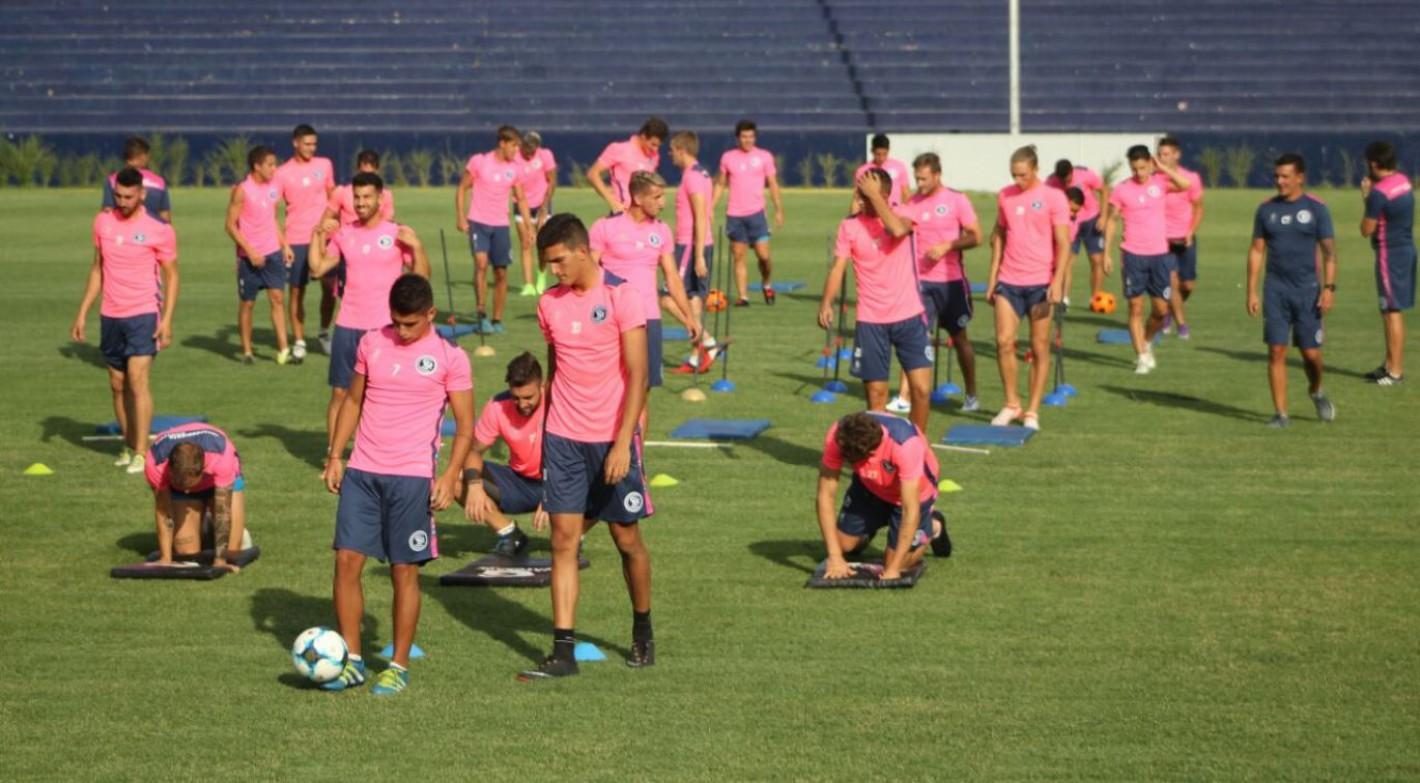 Buenas noticias para Independiente Rivadavia: los aislados dieron negativo