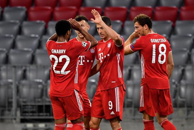 El Bayern le gana al Lyon y se mete en la final de la Champions