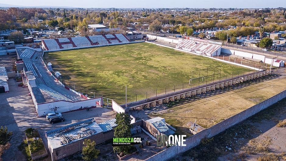 Así luce el Estadio Gral. San Martín, la cancha del Globo espera a Huracán