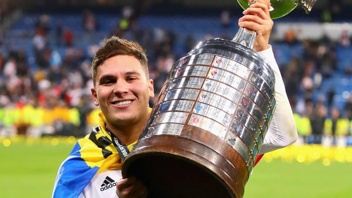 Un ex futbolista colombiano aseguró que Quintero deja River y se va al fútbol de China