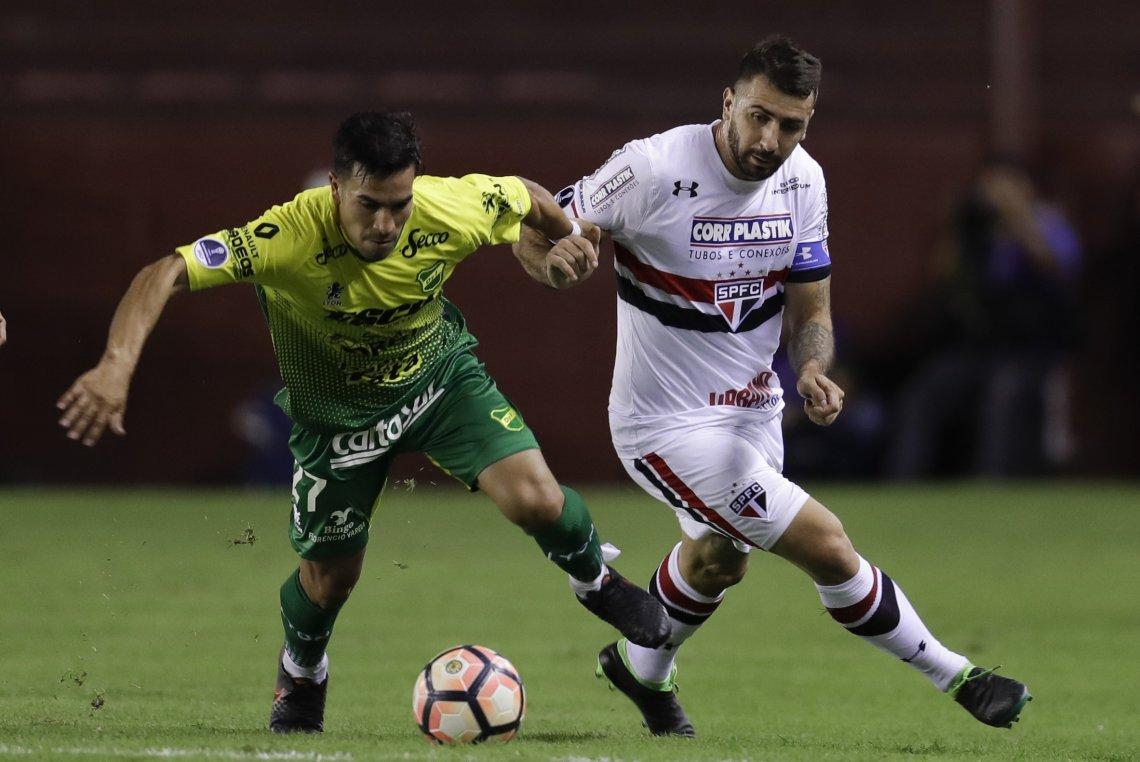 Así juega Hugo Silva, el nuevo refuerzo de Godoy Cruz