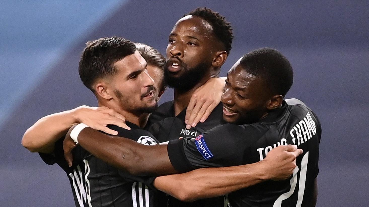 Lyon hizo historia, eliminó al Manchester City y es semifinalista de la Champions League