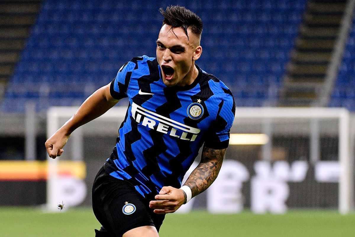 Lautaro Martínez pone al Inter a un paso de la final de la Europa League