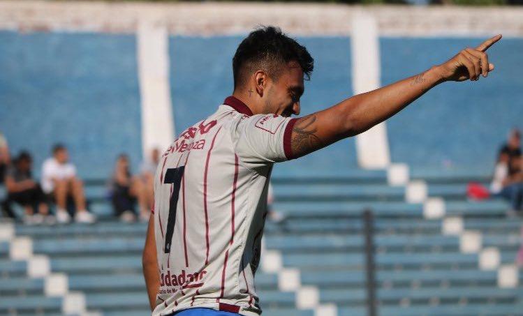 Lucas Agüero, el delantero ex Godoy Cruz que se acerca a Huracán Las Heras