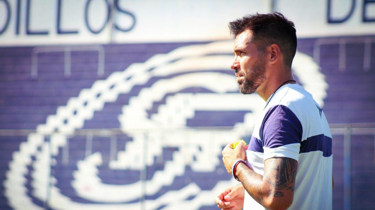 Matías Minich dejo de ser en entrenador de Independiente Rivadavia