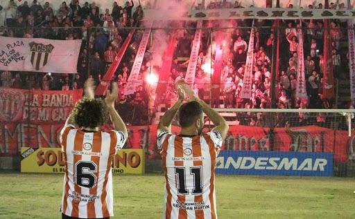 San Martín: el error de un canal deportivo que hizo enfurecer a los Chacareros