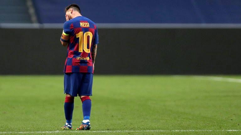 Cuál es la cláusula que ejecutó Messi para irse del Barcelona y por qué surgirán los problemas