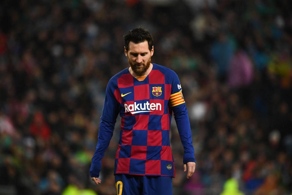 """Messi está más """"afuera que adentro"""" del Barcelona"""