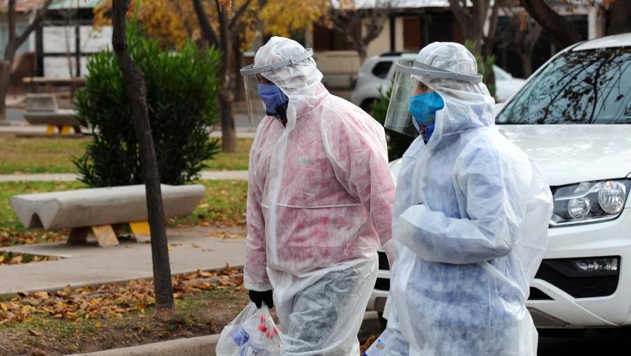Se confirmaron 205 casos positivos de coronavirus en Mendoza