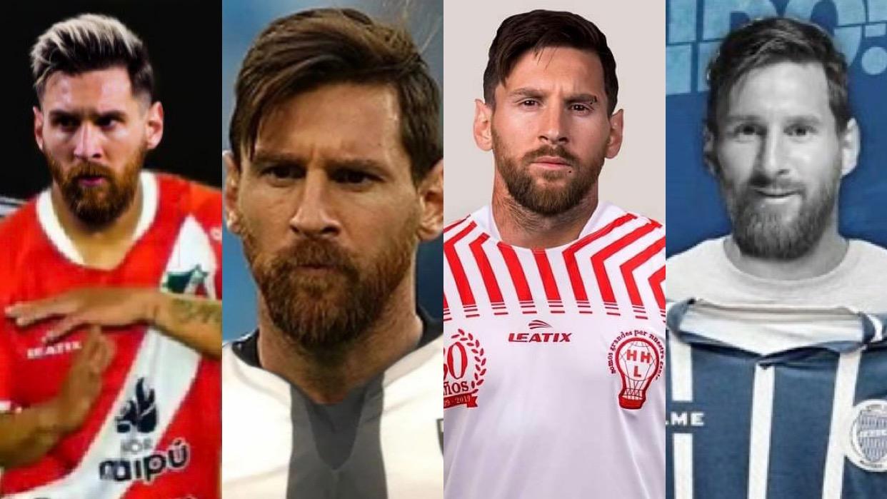 En Mendoza juegan y sueñan con la llegada de Lionel Messi