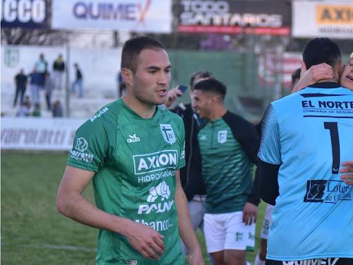 Fernando Moreyra, el nuevo refuerzo del Deportivo Maipú