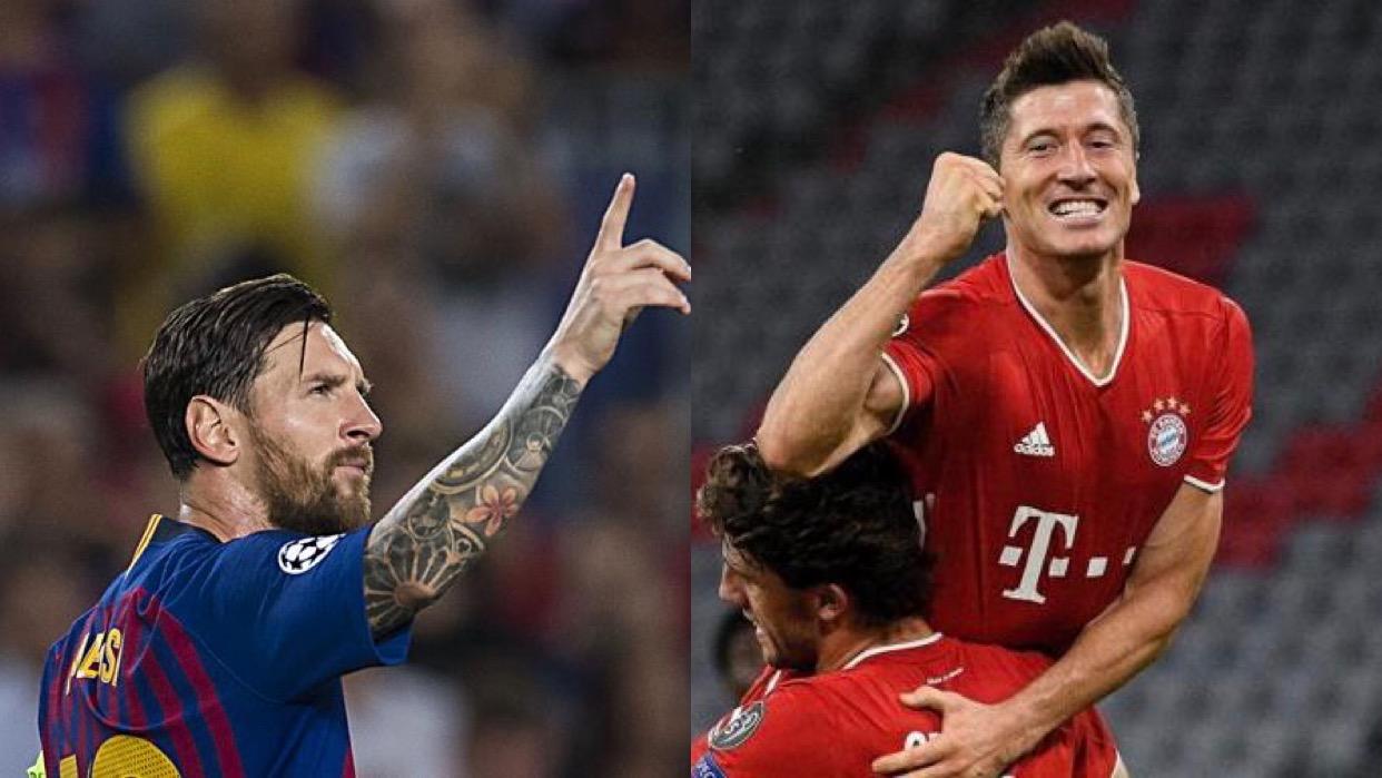 Barcelona y Bayer Munich van por el pase a semifinales de la Champions League