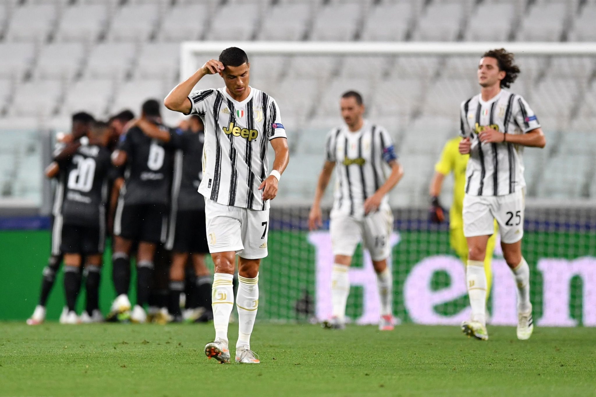 Bomba: un grande europeo apura para quedarse Cristiano Ronaldo