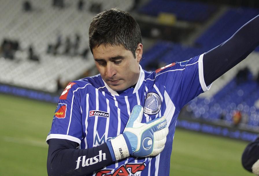 Nelson Ibañez, el nuevo refuerzo de Godoy Cruz
