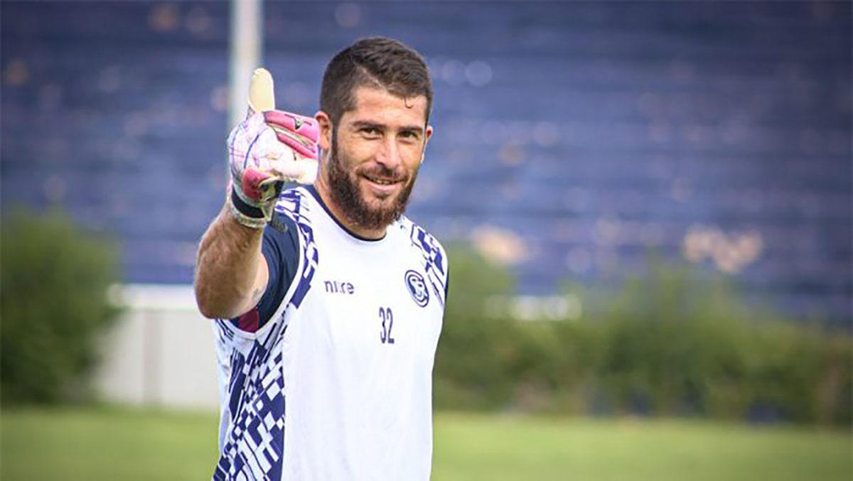 Cristian Aracena seguirá defendiendo la camiseta de Independiente Rivadavia