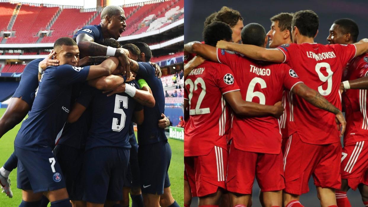 PSG vs Bayern Munich: la gran final de la Champions League