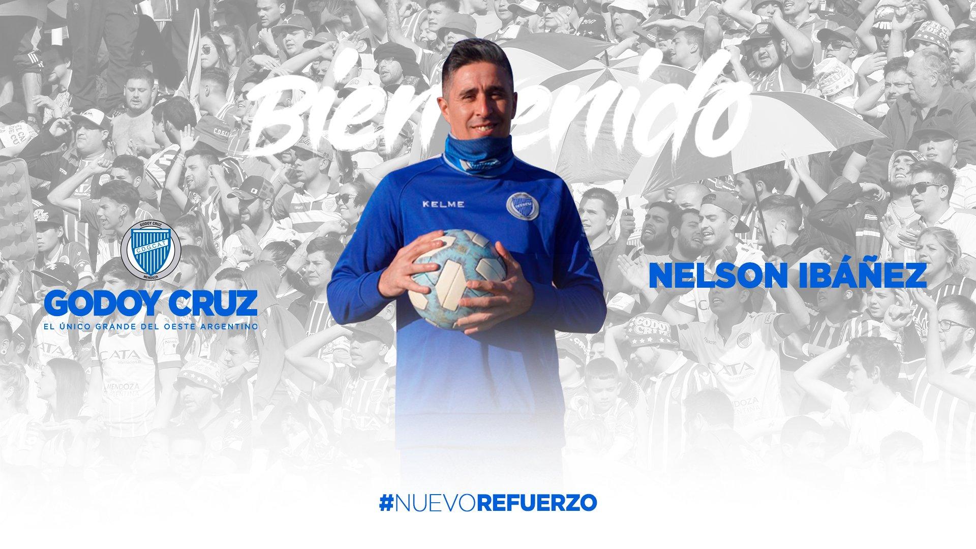 Godoy Cruz oficializó a sus seis nuevos refuerzos