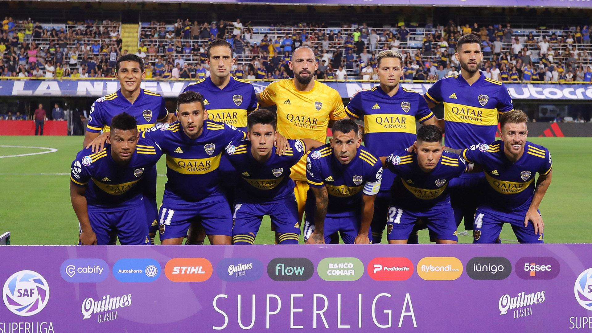 Tres casos positivos de coronavirus en Boca Juniors