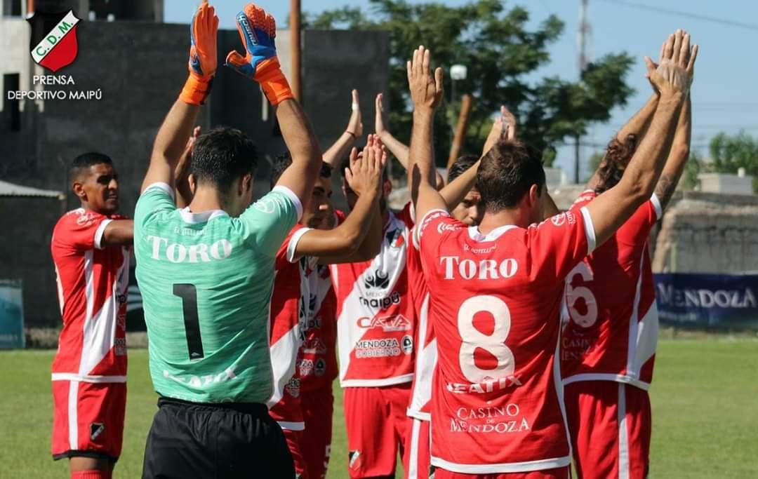 Video: la campaña del Deportivo Maipú en el Torneo Federal A