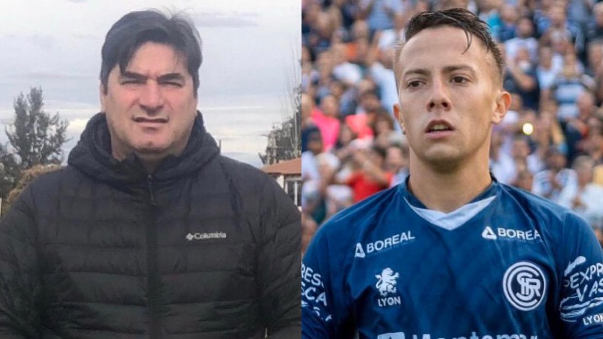 El entrenador de la Lepra salió a aclarar la situación de Úbeda