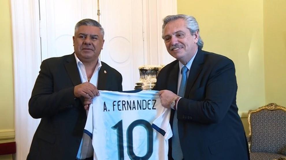 """Fernández: """"Es muy difícil jugar en este contexto"""""""