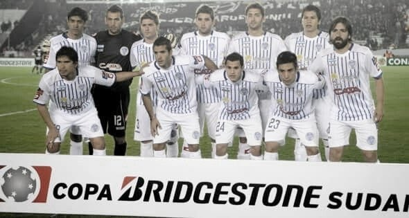 Se cumplen 9 años del debut De Godoy Cruz en la Copa Sudamericana