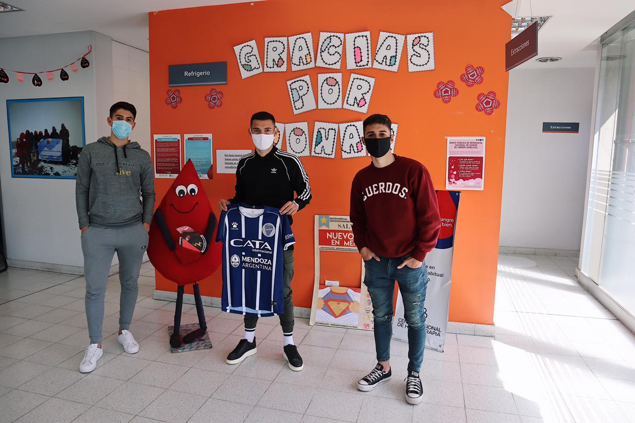 Tomba solidario: los jugadores que se recuperaron de coronavirus donarán plasma