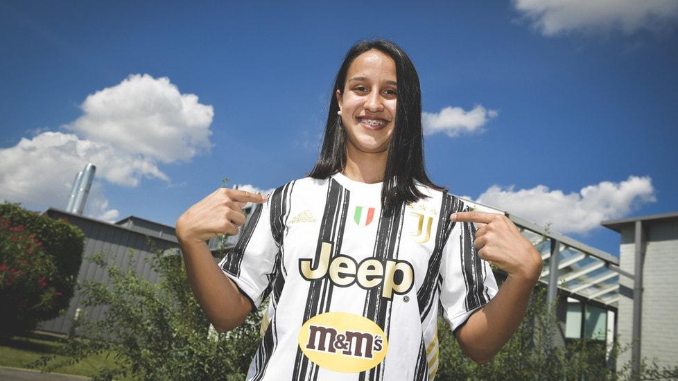 La argentina Dalila Ippolito debutó en Juventus