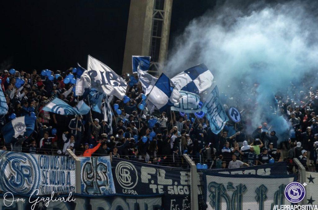 Filiales Unidas, los hinchas de Independiente Rivadavia