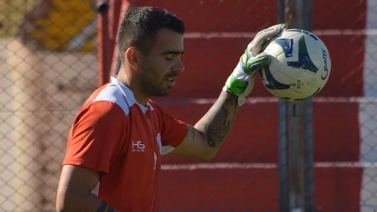 Luciano Silva y el deseo de dar pelea con Huracán Las Heras