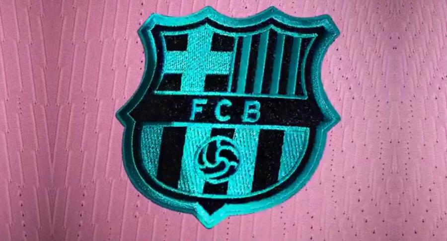 Video: furor en las redes por la nueva camiseta del Barcelona