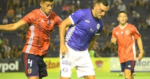 Ángel Prudencio y su felicidad de estar en Independiente Rivadavia